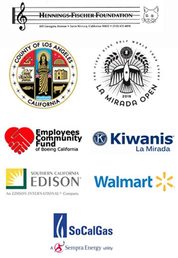 La Mirada Symphony Corporate Sponsors