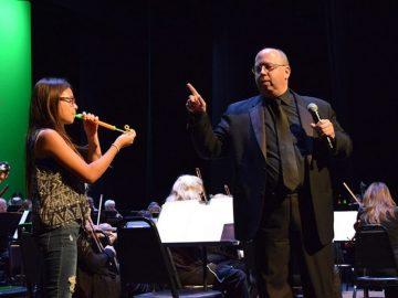 la mirada symphony youth concert